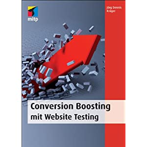 Conversion Boosting mit Website Testing © amazon.de