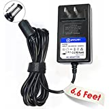 12VDC T-Power (6.6ft Long Cable) Ac Dc adapter for Korg Kaoss Pad KP2 KP3 KP-2 KP-3 Dynamic Effects Replacement switching power supply cord charger wall plug spare