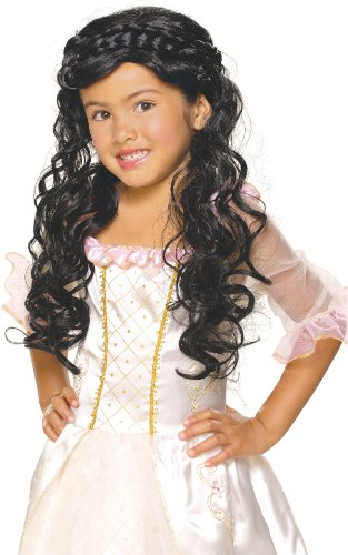 Rubies Enchanted Princess Child Wig