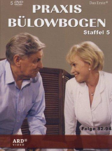 Praxis Bülowbogen - Staffel 5 [5 DVDs]