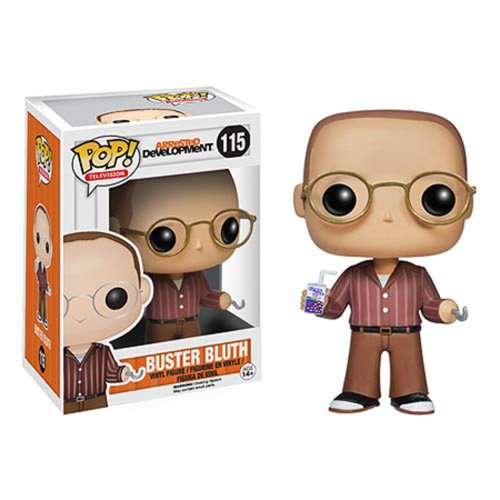 Funko POP Television: Arrested Development Buster Bluth Vinyl Bobble Head - 1