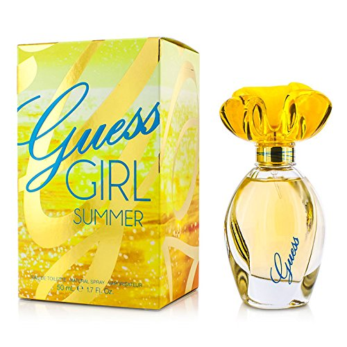 Guess Guess Girl Summer Eau De Toilette Spray 50ml17oz