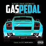 Gas Pedal (Dave Audé Remixes) [Explicit]