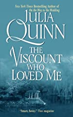 The Viscount Who Loved Me (Bridgerton Family)