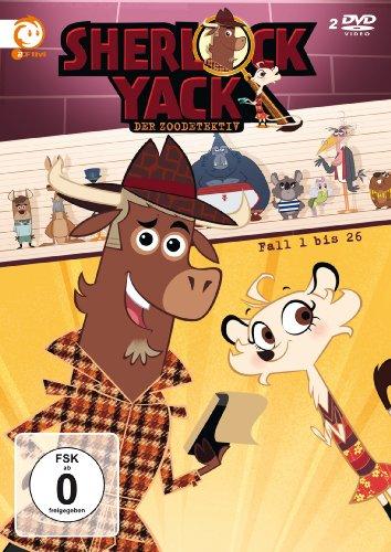 Sherlock Yack - Fall 1-26 [2 DVDs] hier kaufen