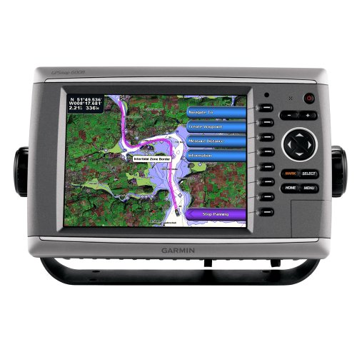 Click to buy Garmin Gpsmap 6008 Gps Chart Plotter Mfd - From only $2757.48