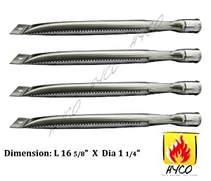 hyco replacement straight stainless steel
