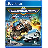 Micro Machines World Series - PlayStation 4 (Color: silver)