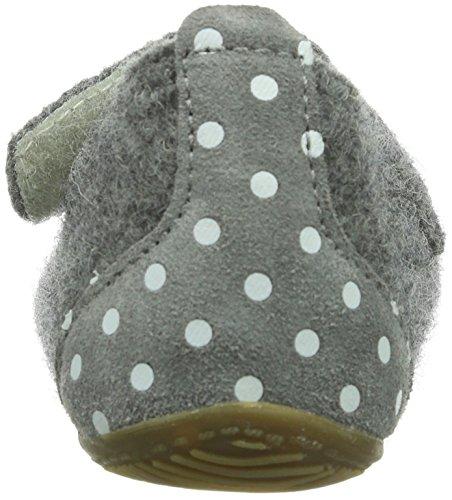 Living Kitzbühel Baby - Patucos, color Grau 610, talla 21 EU (4.5 Baby UK)
