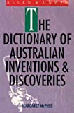 The Dictionary of Australian Inventions and Discoveries, McPhee, Margaret