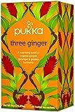 Pukka - Tisane ayurvédique Three ginger
