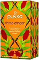 Pukka - Tisane ayurvédique Three ginger