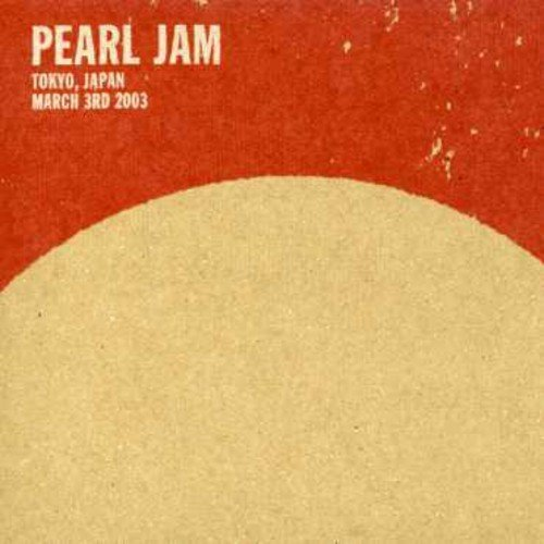 New Album by Pearl Jam (2003-07-02)