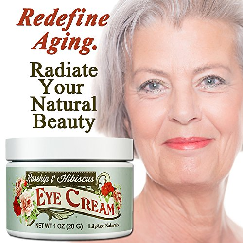 Eye Cream Moisturizer (1oz) 94% Natural Anti Aging Skin Care verb styling cream 5 3 oz