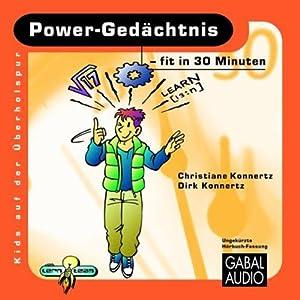 Power-Gedächtnis - fit in 30 Minuten Hörbuch