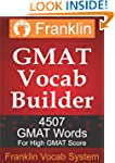 Franklin GMAT Vocab Builder: 4507 GMA...