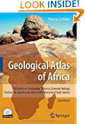 Geological Atlas of Africa: With Notes on Stratigraphy, Tectonics, Economic Geology, Geohazards, Geosites and Geoscientific Education of Each Country