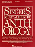 The Singer's Musical Theatre Anthology: Baritone/Bass (063400977X) by Walters, Richard (Editor) / Carlstein, Mark (Editor) / Granger, Milton (Editor)