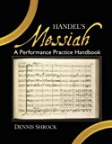 img - for Handel's Messiah/G8610 book / textbook / text book