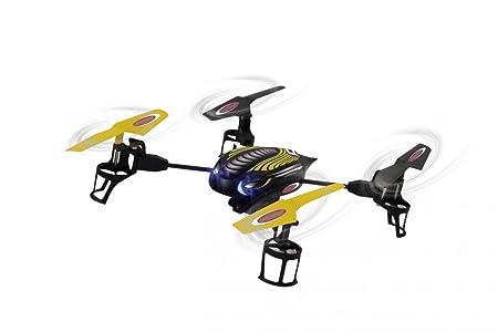 Jamara - 038830 - Hélicoptère Radiocommandé - Q-drone Ahp Quadrocoptère + Compas