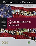 img - for South-Western Federal Taxation 2016: Comprehensive, Professional Edition (with H&r Block Tax Preparation Software CD-ROM) book / textbook / text book
