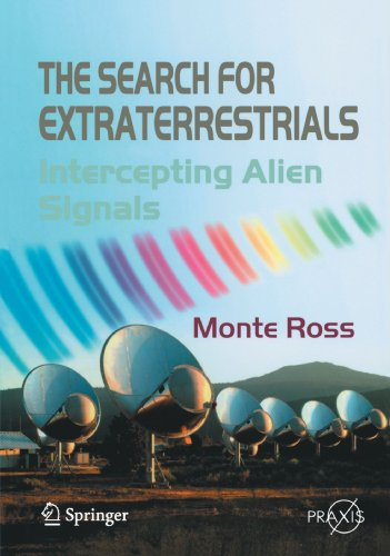 The Search For Extraterrestrials: Intercepting Alien Signals (Springer Praxis Books / Popular Astronomy)