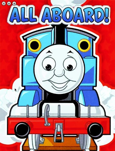 Thomas the Tank Birthday Party Supplies - Invite and Thank You Combo - 1