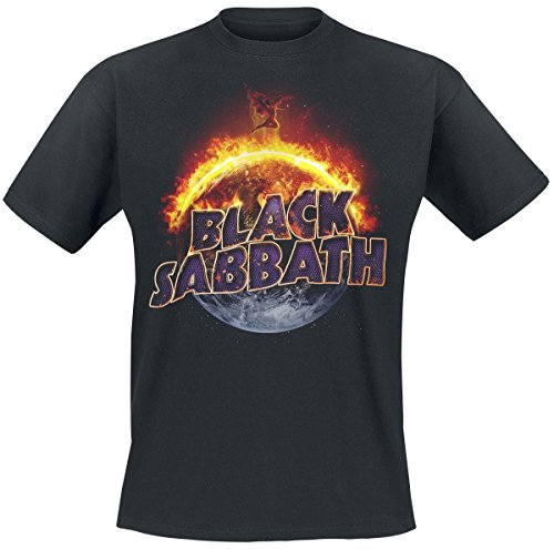 Black Sabbath The End T-Shirt nero M