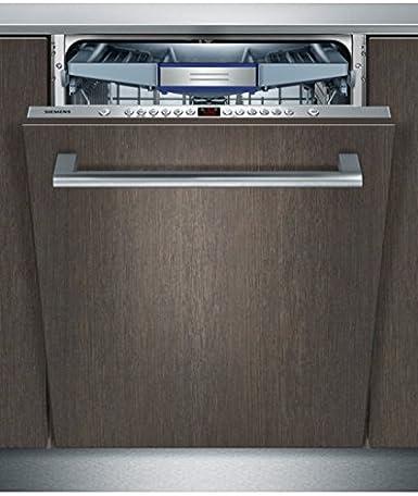 Siemens SX66N093EU lave-vaisselle - laves-vaisselles (Entièrement intégré, A, A++, Marron, boutons, A)