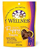 Wellness Just For Puppy Mini Soft Dog Treats, 3.5-Ounce Pouch