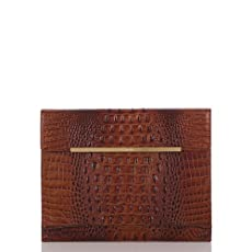 Business Flap Folio<br>Pecan Melbourne