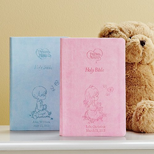 Personalized Precious Moments Bibles - Religious Gifts front-321525