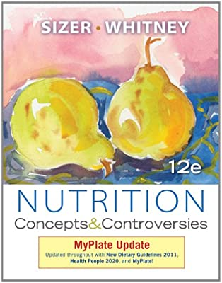 Nutrition Concepts And Controversies Myplate Update from Brooks Cole