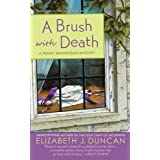A Brush with Death: A Penny Brannigan Mysteryby Elizabeth J. Duncan