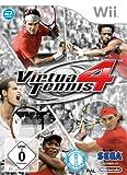 echange, troc Virtua Tennis 4 (Wii) [Import allemand, jeu en français]