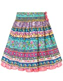 Monsoon Girls Freya Printed Skirt