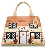 Ciccia Country Cottage Grab Bag Cream Handbag