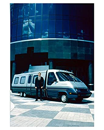 1986 Zimmer Chief Executive Coach Motorhome RV Bus Photo at Amazon's
