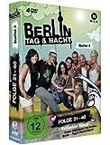 Berlin - Tag & Nacht - Staffel 2 /Folge 21-40 [4 DVDs]