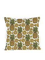 Surdic Cojín Ananás Pattern 2