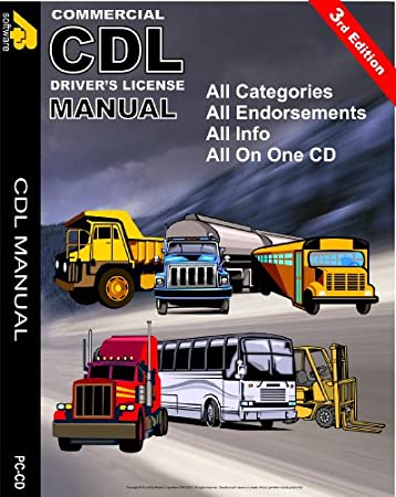 Commercial Driver's License (CDL) Manual 2008 by Aplusb