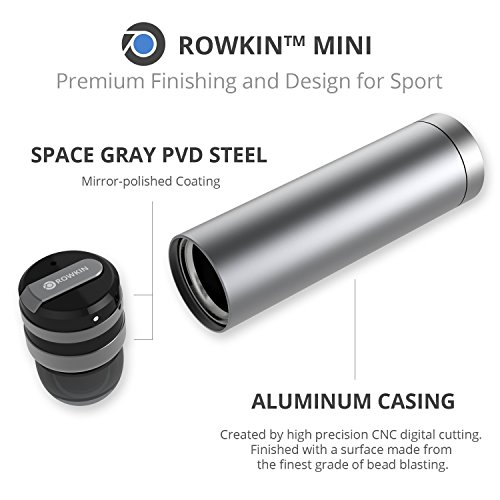 Rowkin Mini Wireless Bluetooth Earbuds, Sport Earphone