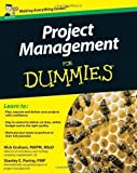 img - for Project Management For Dummies (UK Edition) by Graham, Nick on 31/12/2010 UK edition book / textbook / text book