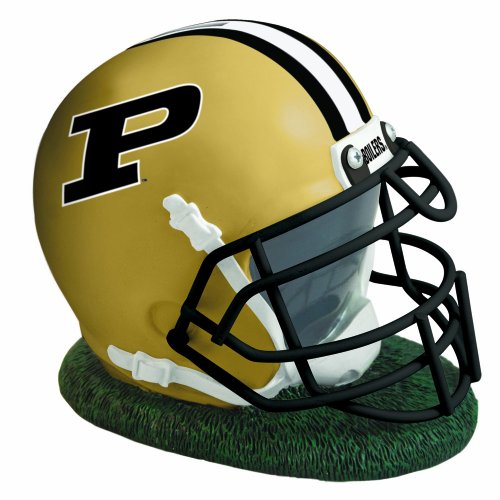 NCAA Purdue Helmet Shaped Bank - 1
