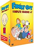Family Guy - Season 1-7 - Complete [DVD]