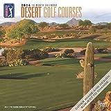 PGA Desert Golf Courses - 2014 Calendar
