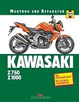 Kawasaki Z 750, Z 1000: Wartung und Repa...