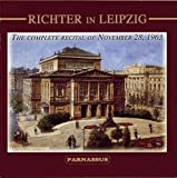 Richter in Leipzig - Beethoven: Piano Sonatas Nos. 30- 32, Opp. 109- 111 (November 28, 1963)