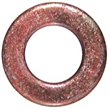 M5 Bolt Size, Metric Flat Washers (100 Per Package)