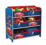 Disney Cars 6 Storage Bin